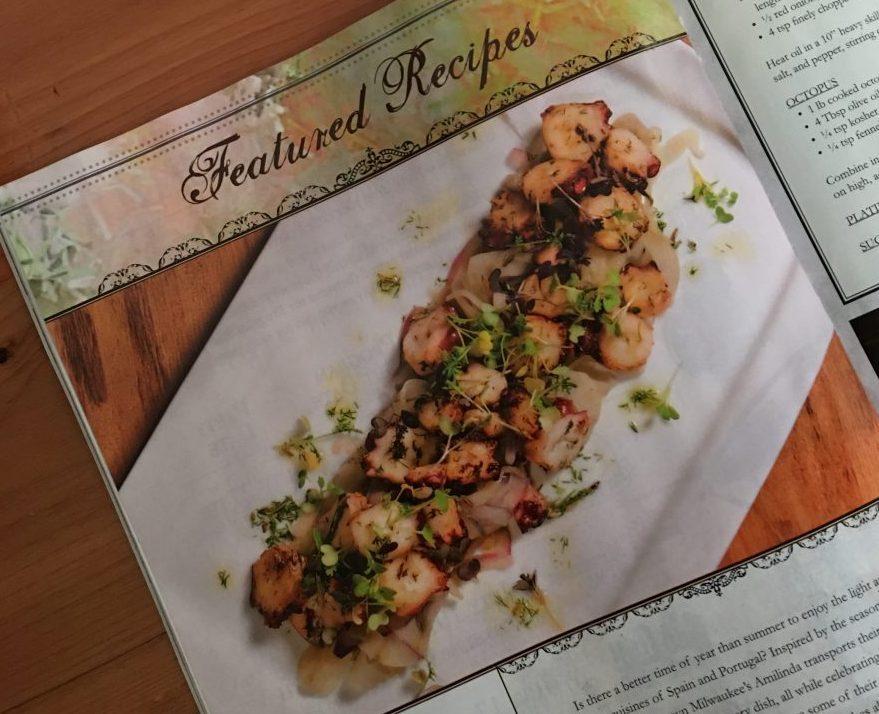Alcoholmanac Amilinda Recipes