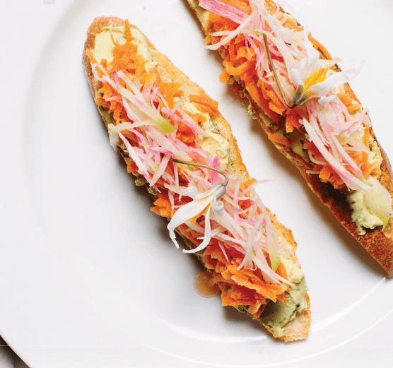 asparagus pate m magazine
