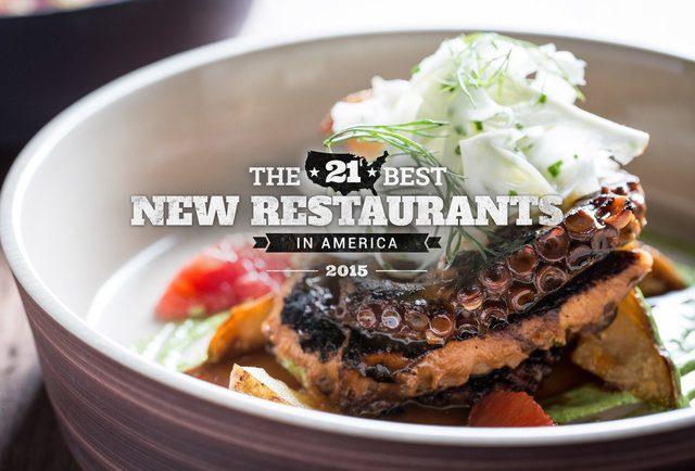 The Best New Restaurants in America