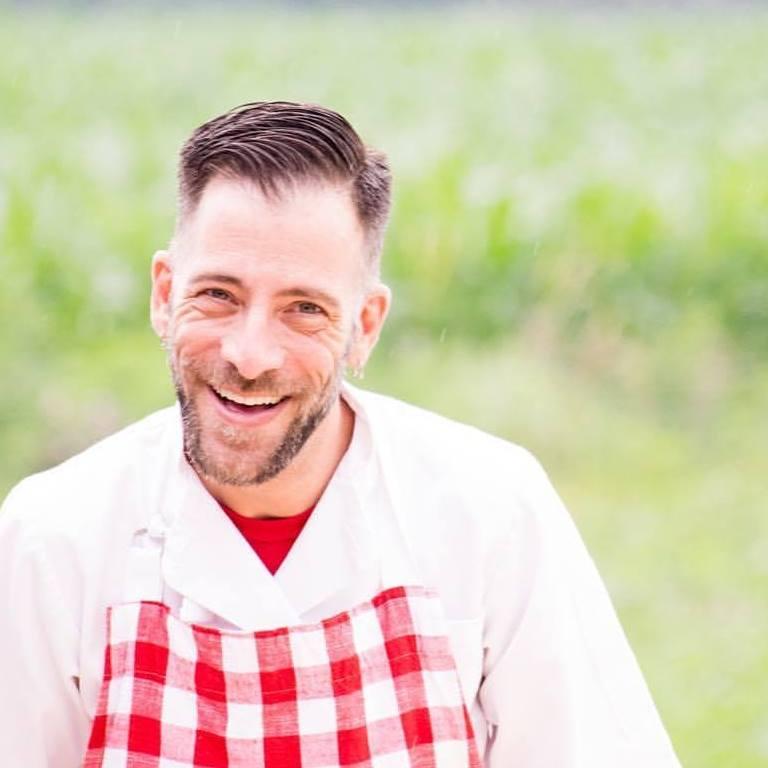 Chef Gregory Leon