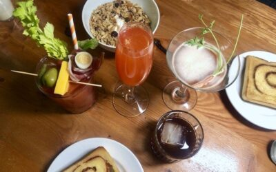 Don't snooze on Amilinda's limited-time winter brunch
